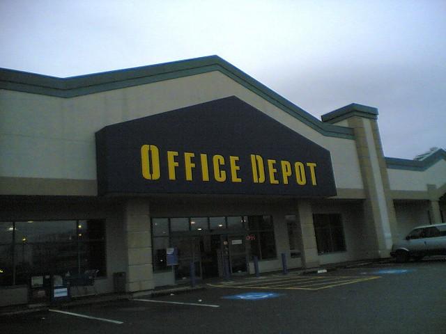 Home Depot Burnaby Contractor Desk