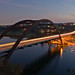 360 bridge evening by AustinTX