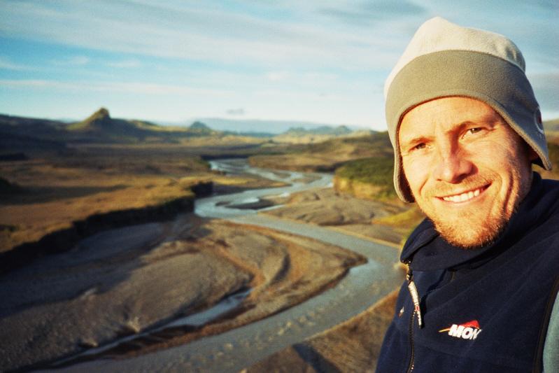 Rich at Porsmork Iceland
