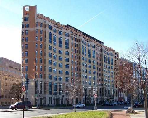 Condominiums at 400 Massachusetts Avenue NW, Washington, DC