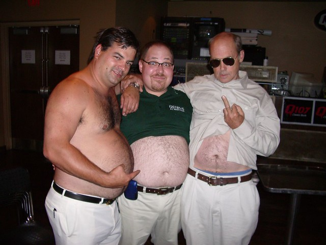 Me, Randy and Mr. Lahey