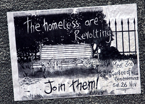 Homeless Revolt