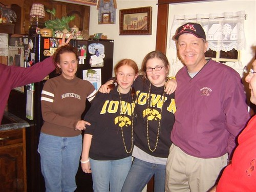 Iowa Hawkeyes from Minnesota