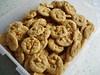 Mit Kuechenhelfer 2005 hergestellt: Erdnuss-Cookies 001