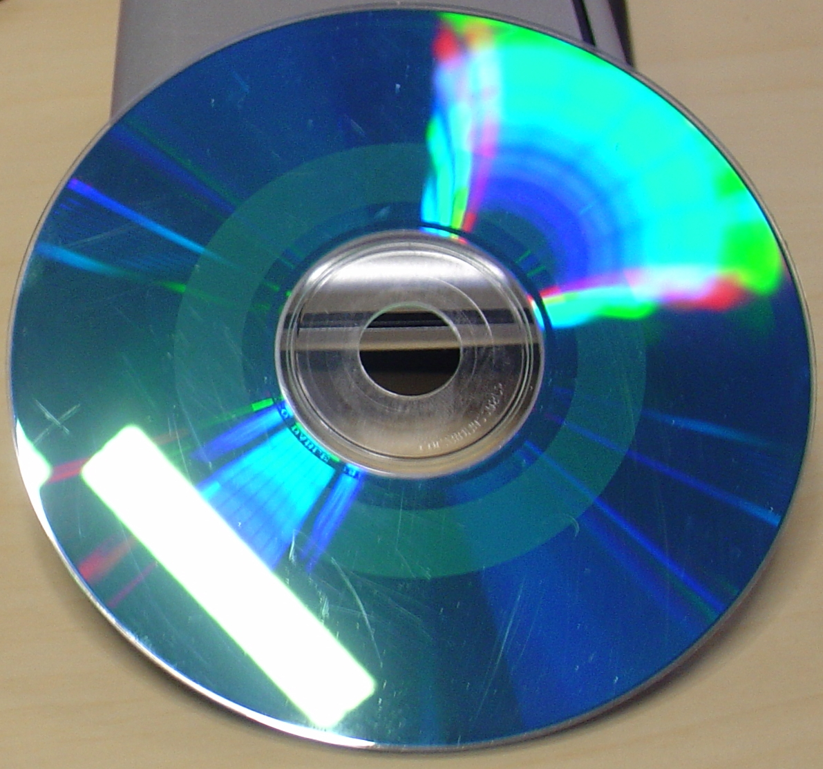 CD reflection 4