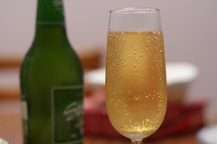 Strongbow bubbly
