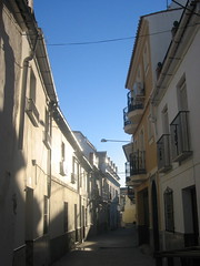 Narrow streets of Coin
