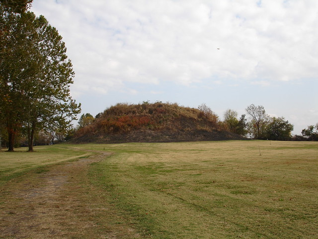Winterville Mounds, Near Greenville MS