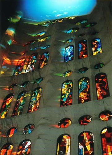 Guiding Light - La Sagrada Familia
