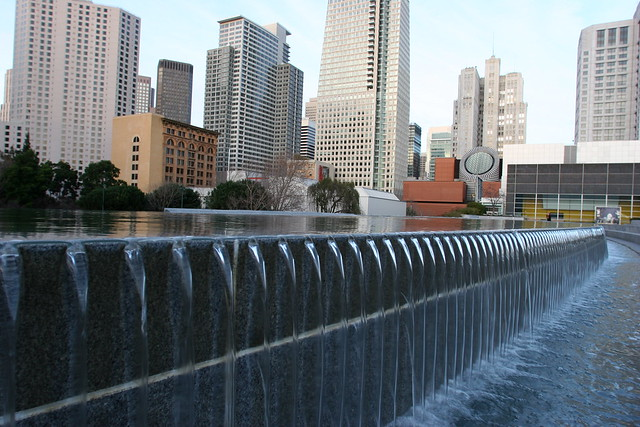 Yerba Buena Fountain, San Francisco