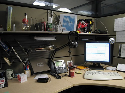 Johnath's Desk
