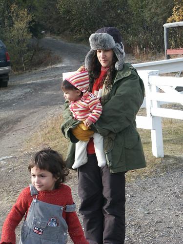 Blair Ethan and Sharon