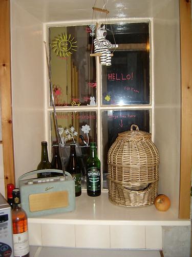 A corner of my kitchen