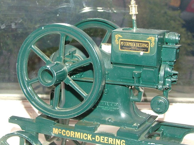 Mc cormick deering stationary engine flickr photo sharing for Stationary motors for sale