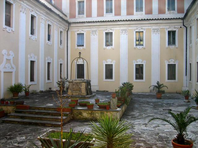 fd klostret, San Gregorio