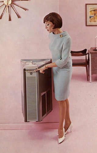 General Electric Drinking Fountain, 1960's