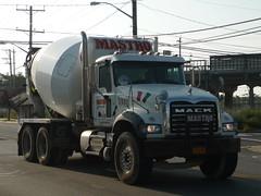 commercial vehicle, vehicle, transport, concrete mixer, land vehicle,
