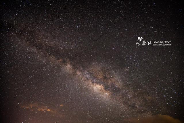 【合歡山夏季銀河】清境一日遊推薦賞銀河去及清境必吃美食餐廳推薦~
