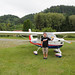 Flightseeing Tour Carinthia Tecnam P92 Echo Super