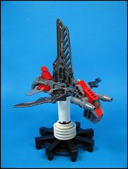 Orca Attack Ship