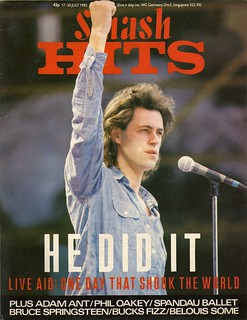 Smash Hits, July 17, 1985