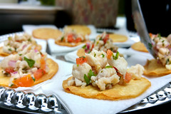 Exquisite & Refreshing Red Snapper Ceviche