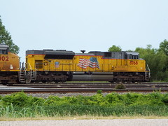 UP SD70ACe 8768