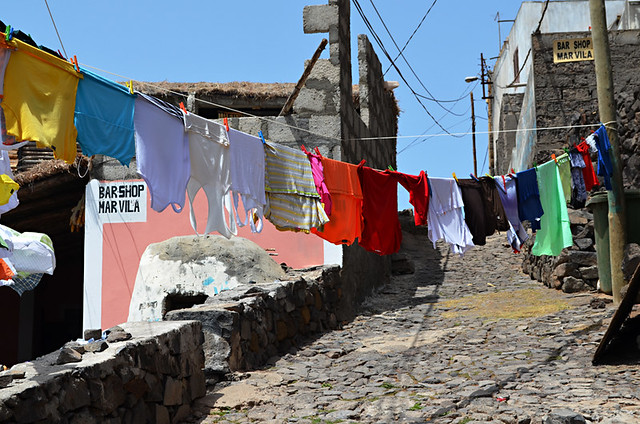 Shop, Cruzinha to Ponta do Sol route, Santo Antao, Cape Verde