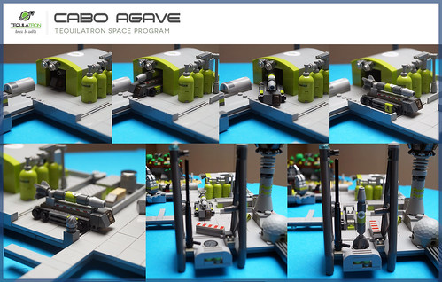 Cabo Agave - DA2 - Launching process
