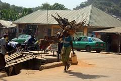 Gbagyi Woman