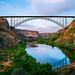 Bridge and Water by matt_mangham
