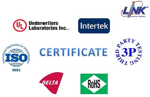 LINK Certificate