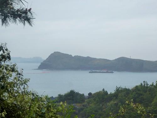 Co-Jejudo-Seogwipo-Sentier Olle 10-Sanbangsan (15)
