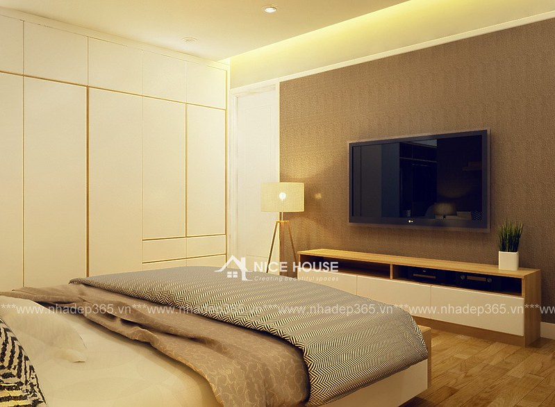 Thiết kế nội thất chung cư Mipec Anh Sơn Hà Nội_08