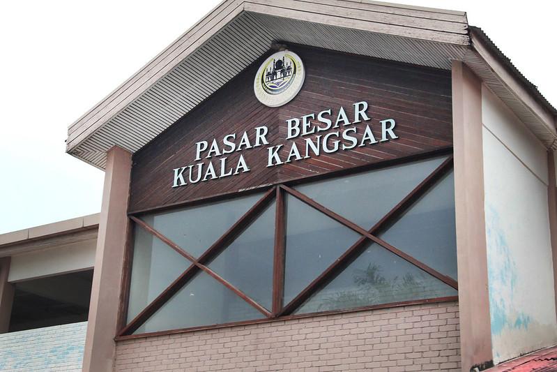 Pasar Besar Kuala Kangsar Market