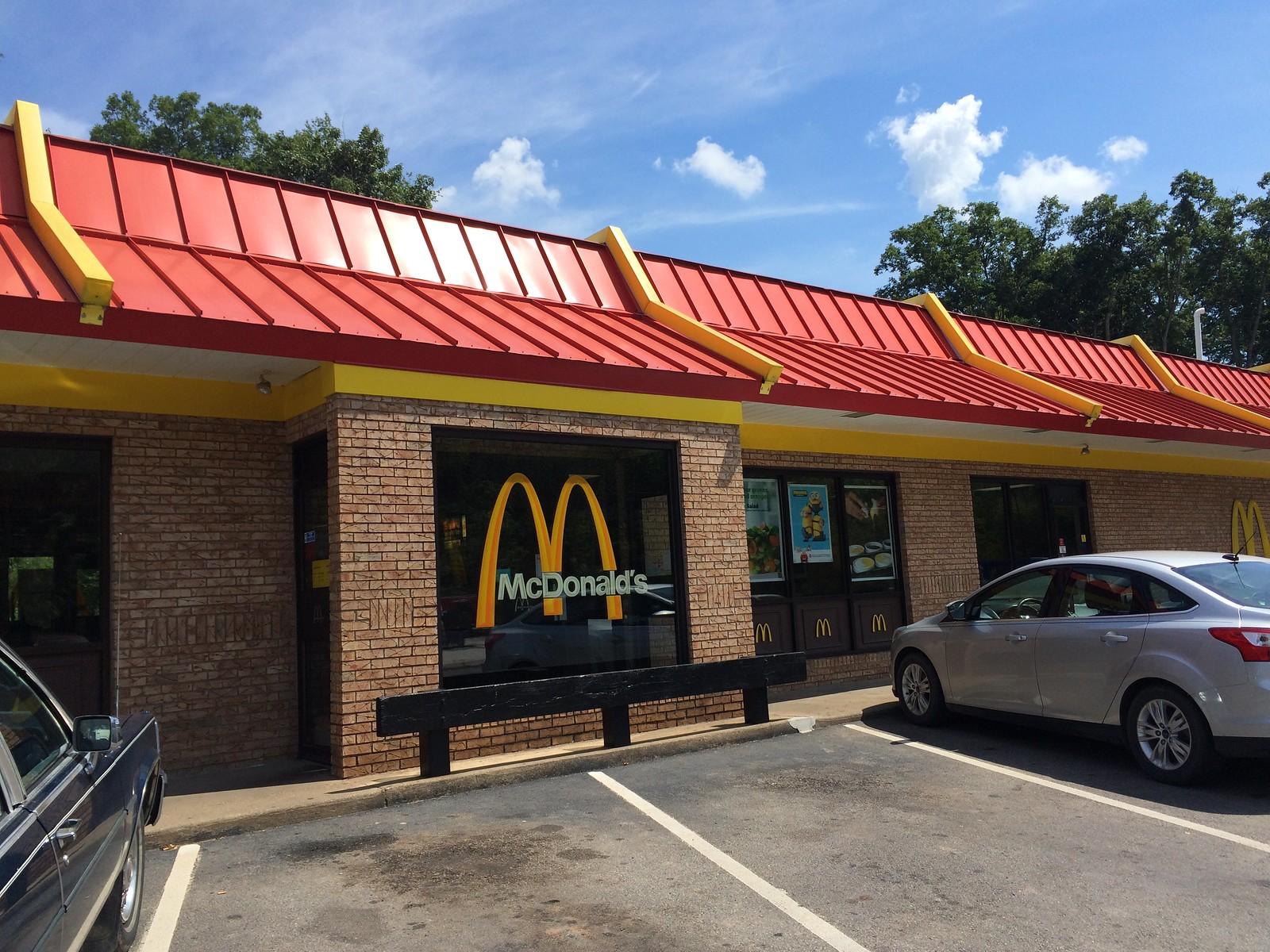 Spencer McDonalds