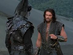 Арес и военачальник