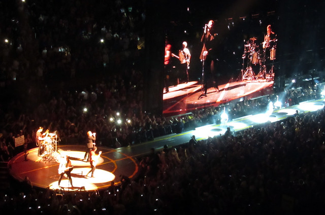 U2 Live at Madison Square Garden, 2015