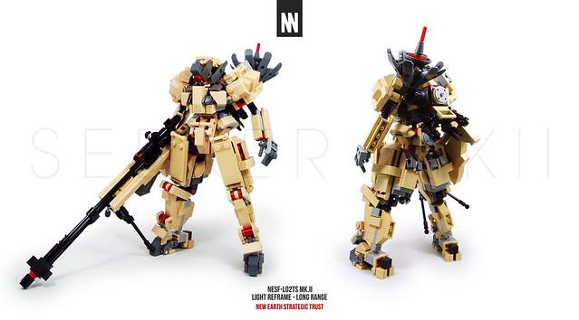 NESF-L02TS MK II Seeker