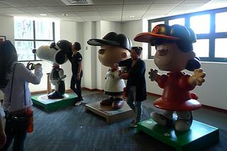 AT&T Park Tour - Peanuts