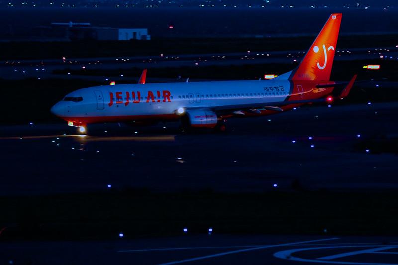 HL8295 濟州航空 チェジュ航空 Jeju Air Boeing 737-8Q8(WL)