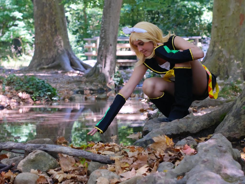 related image - Shooting Rin kagamine - Vocaloid - Parc de Saint Pons -Gemenos- 2015-08-05- P1170790