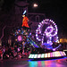 Mickey Mouse in Paint the NIght in Disneyland