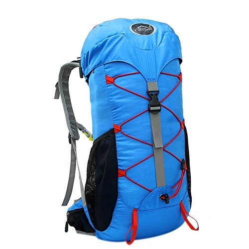 iBaste Basic Waterproof Hiking Hiking Backpack 40L Outdoor Camping Cycling Sports Daypack