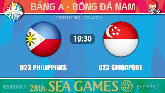 U23 Philippines vs U23 Singapore