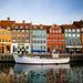 Copenhagen, Nyhavn houses by Zeeyolq Photography