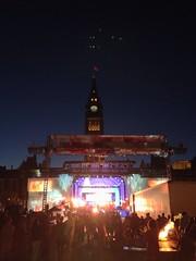 Walkabout: Canada Day sound test, Kiesza on stage