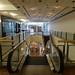 Escalator in Richland mall