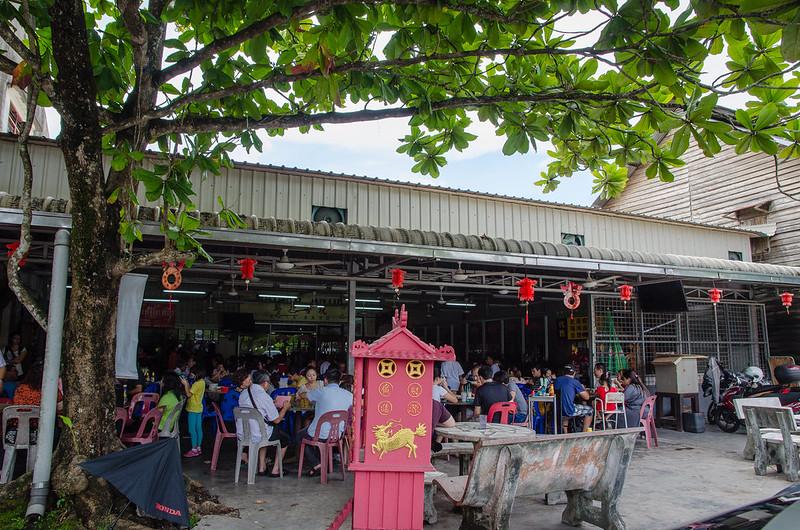 Restaurant Light House Seafood at Matang, Taiping