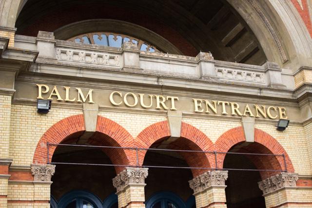 Alexandra Palace Palm Court